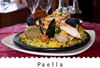 Restaurante Calfulafquen Paellla