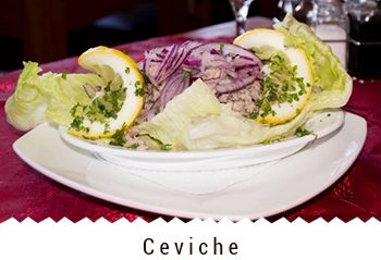 Restaurante Calfulafquen Ceviche