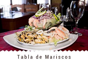 Restaurante Calfulafquen Tamal de Mariscos