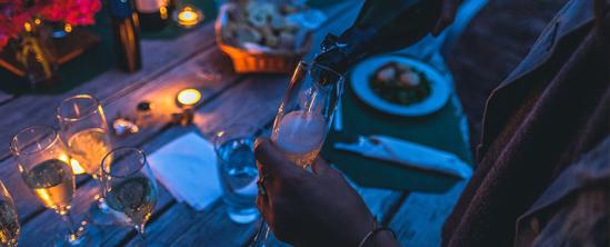 Restaurante Calfulafquen cena de año nuevo 2017